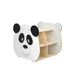 Biblioteczka Panda dwustronna