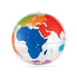 Duży globus dmuchany