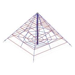 Linarium piramida duża