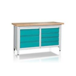 Stół warsztatowy SW208